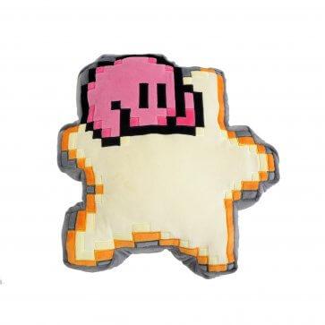 Kirby - Kirby 8 Bit Star Cushion