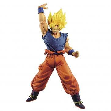 Dragon Ball Z Maximatic The Son Goku IV Figure