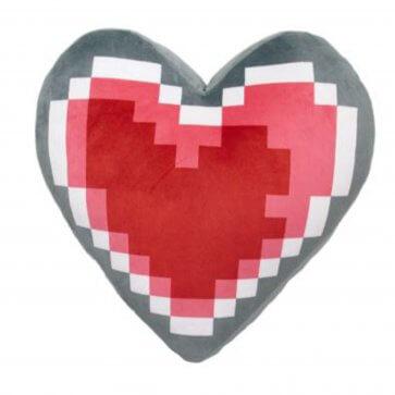 Zelda Heart Container Cushion Plush