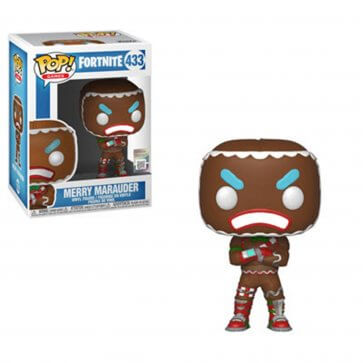 Fortnite Merry Marauder POP Vinyl