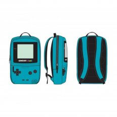 Nintendo Gameboy Color Teal Backpack