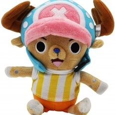 One Piece - New World Chopper Rumbling Plush 6""