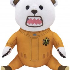 One Piece - Bepo Rumbling Plush 10""
