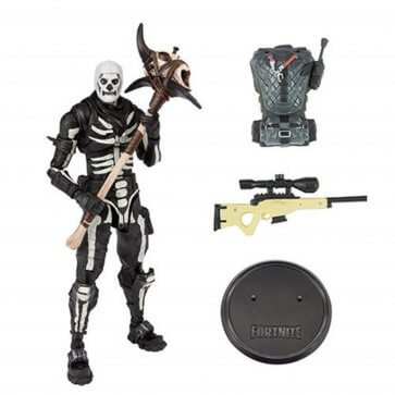 Fortnite Skull Trooper 7 inch Action Figure