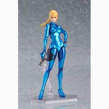 Metroid Samus Aran Zero Suit Figure