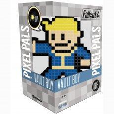 Pixel Pals: Fallout 4 - Vault Boy