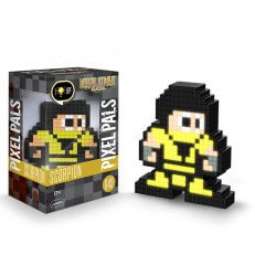 Pixel Pals Mortal Kombat - Scorpion