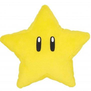 """Super Mario - Super Star 6"""" Plush"""