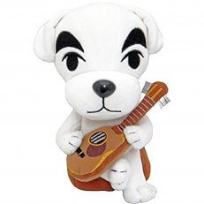 "Animal Crossing - K.K. Slider 8"" Plush"