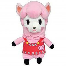 "Animal Crossing - Reese 8"" Plush"