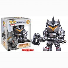 Over Sized POP - Overwatch - Reinhardt 6""