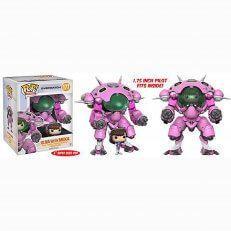 Over Sized POP - Vinyl Figure - Overwatch - D.Va & Meka