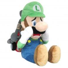 """Super Mario - Luigi With Strobe 7"""" Plush"""