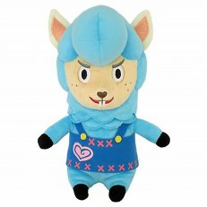 "Animal Crossing - Cyrus 8"" Plush"