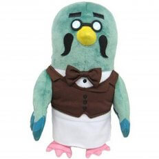 "Animal Crossing - Brewster 7"" Plush"