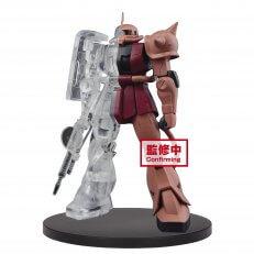 . Mobile Suit Gundam Internal Structure MS-06S Zaku IIchar A
