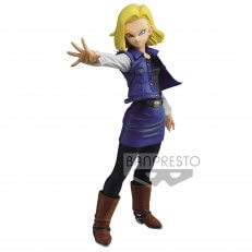 Dragon Ball Z Match Makers - Android 18 Figure