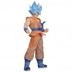 Dragon Ball Super Clearise Super Saiyan God Son Goku Figure
