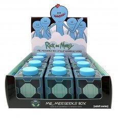 Rick and Morty Mr. Meeseeks' Box of Fun Tin Blue Raspberry