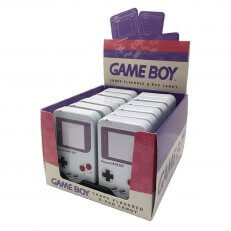 Nintendo Gameboy Tin - Grape Flavored Candies -12-Pack