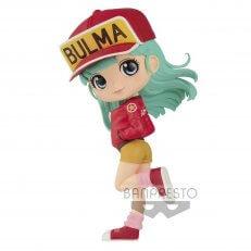 Dragon Ball - Bulma II Q Posket Figure ver. A