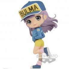 Dragon Ball - Bulma II Q Posket Figure ver. B