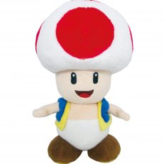 "Super Mario - Toad 8"" Plush"
