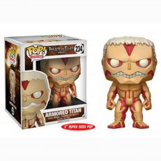 Over Sized POP - Attack on Titan - Armored Titan 6""