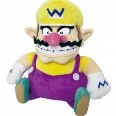 "Super Mario All Stars - Wario 10"" Plush"