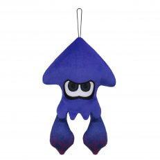 "Splatoon Inkling Squid Blue 9"" Plush"