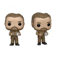POP -  Stranger Things S2 - Hopper w/ Donut