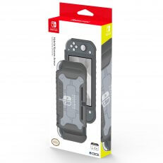 Hori Switch Lite Hybrid System Armor - Gray