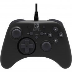 Hori Pad Switch Wired Controller - Black