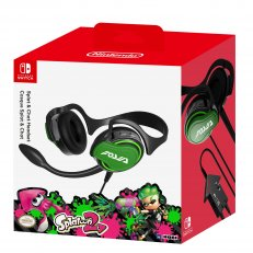 Switch Splatoon 2 Splat & Chat Headset