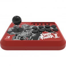 Switch Fighting Stick Mini: SF Edition (Ryu/Ken)