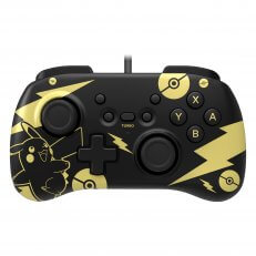 A Pikachu Black and Gold Mini Pad