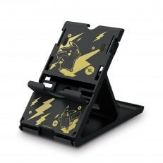 Switch Compact Playstand - Pikachu Black and Gold