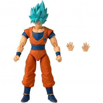 Dragonball Super Dragon Stars Super Saiyan Goku Blue V2