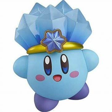 Ice Kirby Nendoroid Figure