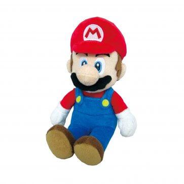 """Super Mario - Mario 10"""" Plush"""