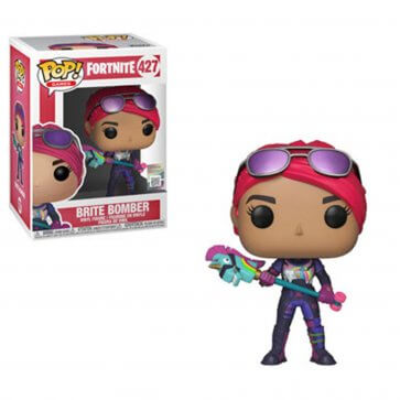 Fortnite Brite Bomber POP Vinyl