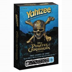 Pirates of the Caribbean 2017 -  Battle Yahtzee