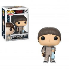 POP -  Stranger Things S3 - Will Ghostbusters
