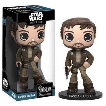 POP Wobbler - Star Wars Rogue One - Captain Cassian Andor
