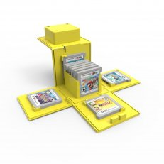 Pop and Display DS Game Card Storage Case