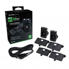 A Xbox Series X - Play and Charge Kit