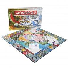 Pokemon Johto Monopoly