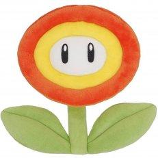 "Super Mario - Fire Flower 6"" Plush"