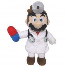 """Super Mario - Dr. Mario World 10"""" Plush"""