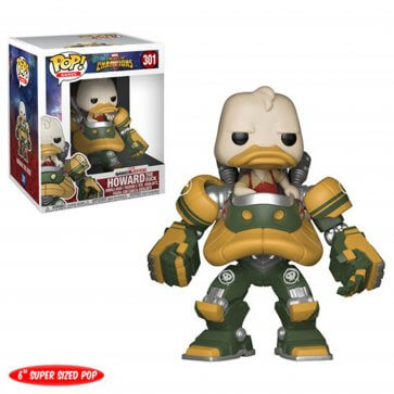 Oversized POP Marvel: Contest of Champions - Howard the Duck